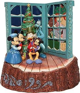 Disney Traditions Mickey Christmas Carol Figurine