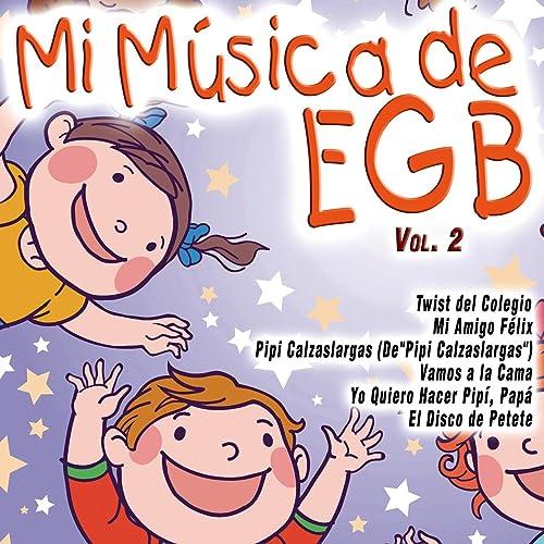 Mi Música de Egb Vol. 2