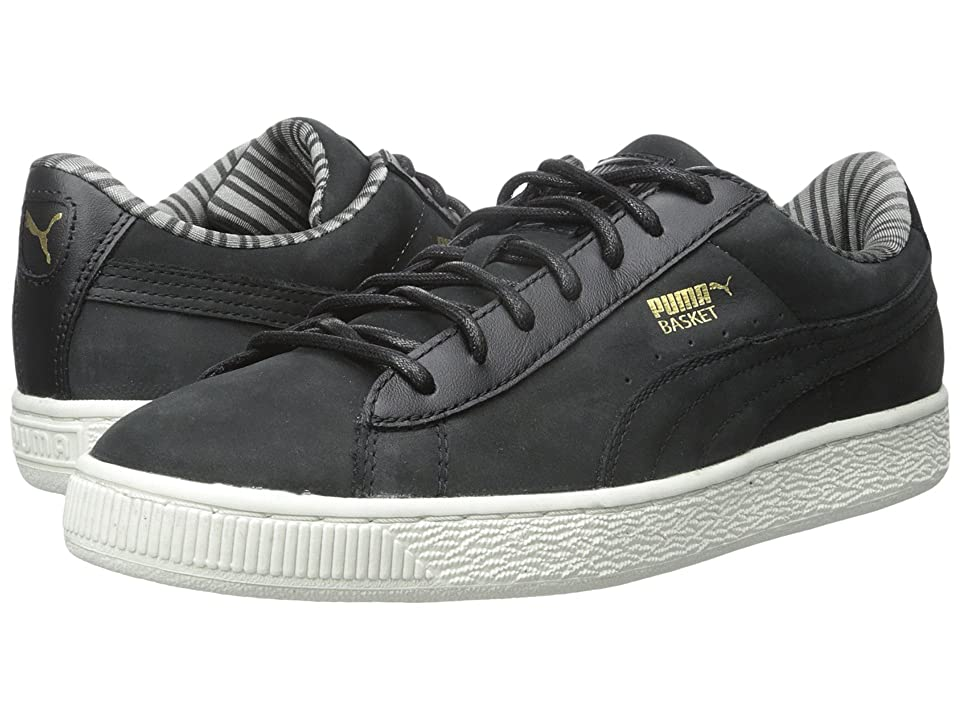 PUMA Basket Classic Citi (Black) Men