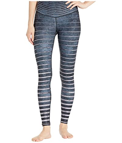 Niyama Sol Stripe Stone Leggings (Slate) Women