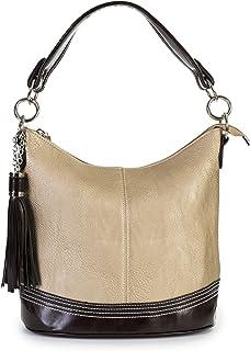 5b4f01272ba8 Amazon.co.uk: Gold - Hobos & Shoulder Bags / Women's Handbags: Shoes ...