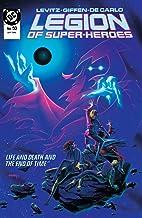 Legion of Super-Heroes (1984-1989) #50