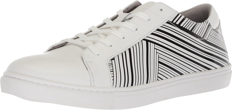 Kenneth Cole New York Men's's Kam Stripes Sneaker