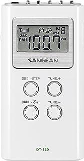 Sangean DT-120 White