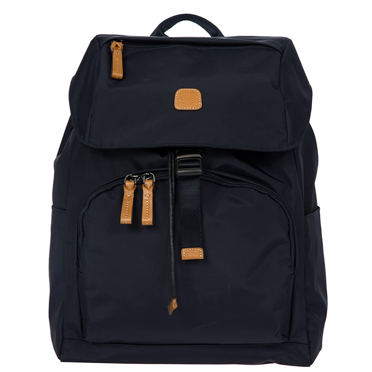 Bric's X-Bag/x-Travel 2.0 Excursion Business Laptop|Tablet Backpack, Navy, One Size