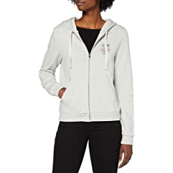 Hurley W Tres Palms Fleece Zip
