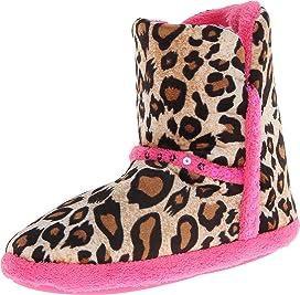 Sequin Boot Slippers (Toddler/Little Kid/Big Kid)
