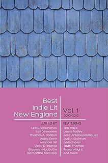 Best Indie Lit New England, Volume One