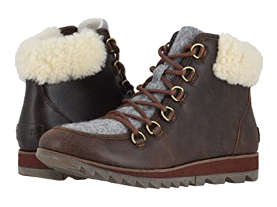 SOREL Harlow Lace Cozy (Burro) Women