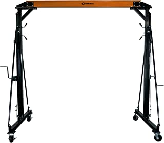 Titan Telescoping Gantry Crane - 2000 lb Capacity
