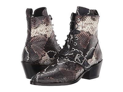 AllSaints Katy Boot (Snake) Women