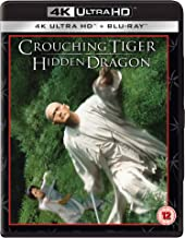 Crouching Tiger, Hidden Dragon 4K Ultra HD 2019 Region Free