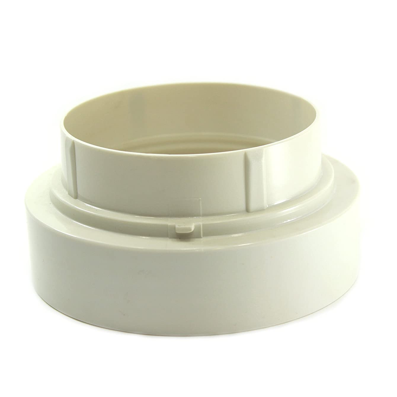 HOMECOMFORT Portable Air Conditioner Exhaust Hose Connector