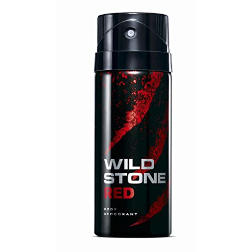 Wild Stone Red Deodorant For Men, 150ml