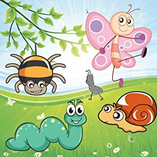 Insects Puzzles for Toddlers and Kids ! Educational Puzzle Games