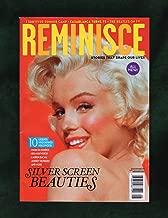 Reminisce August/September 2017 Silver Screen Beauties Marilyn Monroe