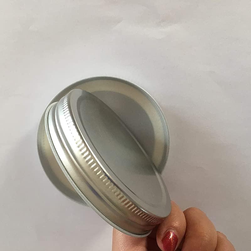 20 24pack Mason Jar Lids Regular Mouth Leak Proof And Secure 12 Regular Mouth