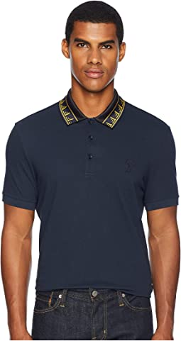 Key Detail Collar Polo