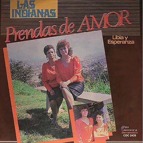 Dos Cartas by Las Indianas on Amazon Music - Amazon.com