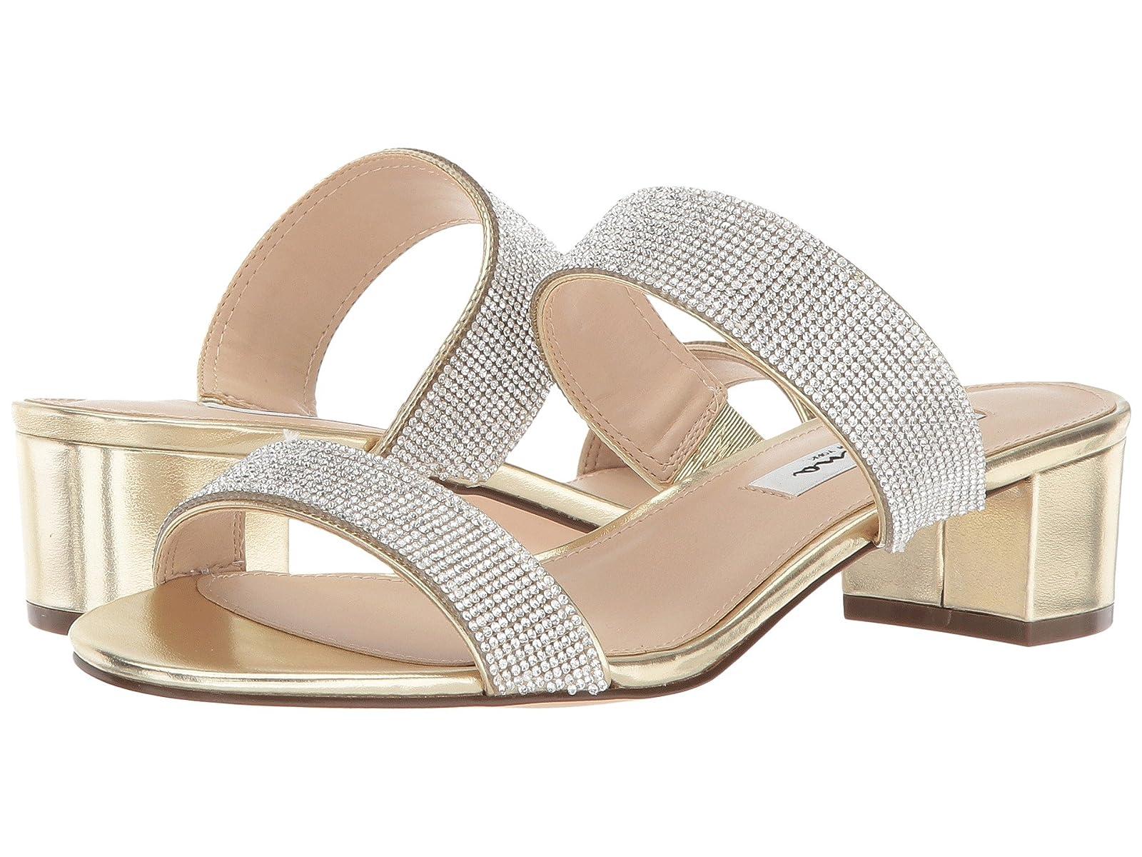 Nina GeorgeaAtmospheric grades have affordable shoes