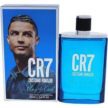 CR7 Play it Cool CRISTIANO RONALDO Eau de Toilette Uomo Confezione 100 ml