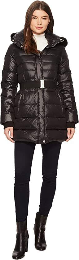 UGG - Belted Down Jacket