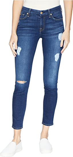 B(Air) Ankle Skinny with Destroy in Duchess 2