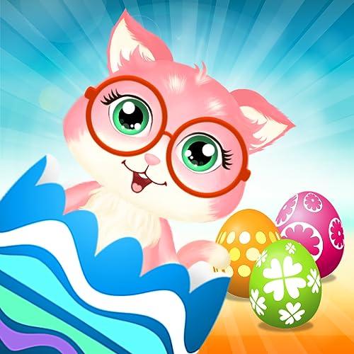 Ovos Surpresa para crianças: divertido e educativo jogo para crianças pequenas! GRATUITO