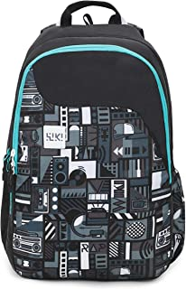 Wildcraft 29.5 Ltrs Black Casual Backpack (11947 Black)