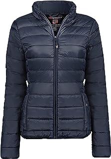 Geographical Norway Areca Lady – Abrigo cálido acolchado para mujer – Abrigo cálido de invierno para mujer – Areca Lady – ...