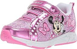 Minnie Metallic Sneaker (Toddler/Little Kid)