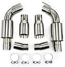 Rev9(CB-1201) FlowMaxx Exhaust Kit For Chevy Camaro V6 2010-15, 3