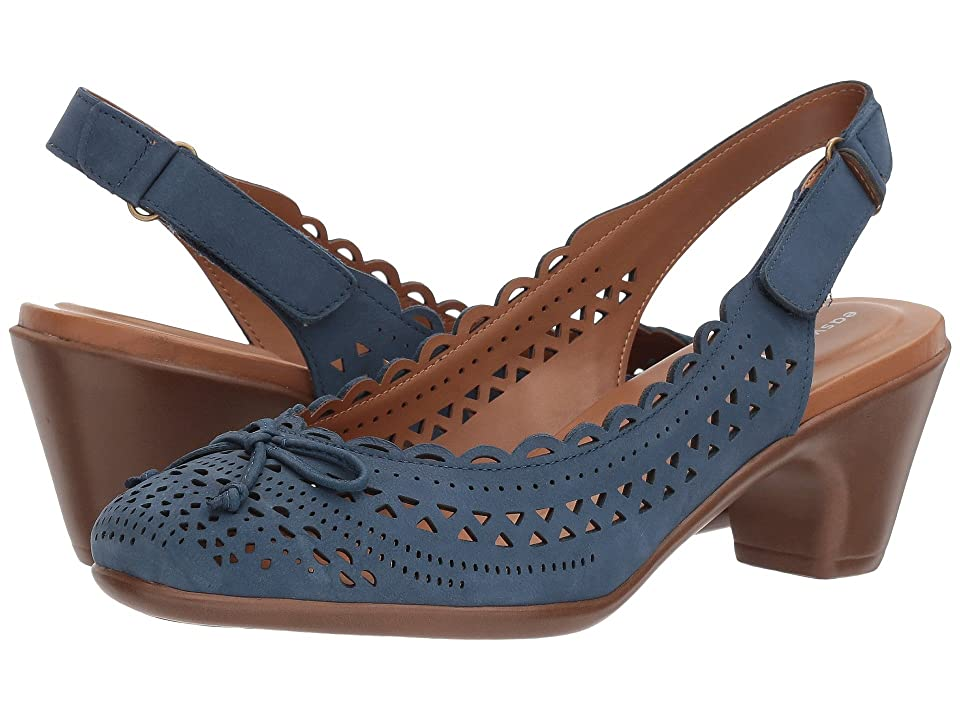 Easy Spirit Chatt (Dutch Blue) Women