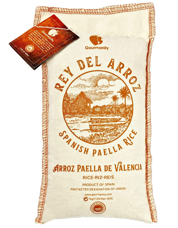 Max 61% OFF Gourmanity 2.2 lb Spanish Rey Paella discount PaellaRicefor del