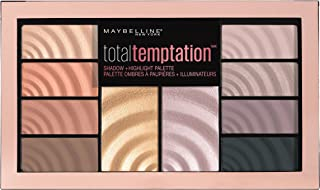 Maybelline Total Temptation Eyeshadow and Highlight Palette