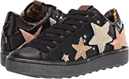 COACH C101 Low Top Sneaker,Black
