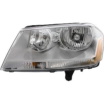 For 2008-2009 2012-2014 Dodge Avenger Headlight Assembly Set 38676HW 2013 SE