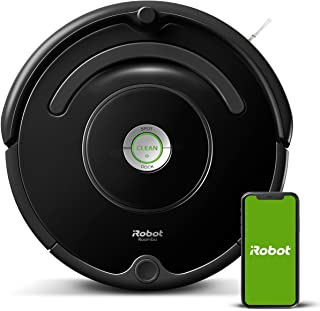 iRobot Roomba 675 Robot Vacuum-Wi-Fi Connectivity, Works with Alexa, Good for Pet Hair,..