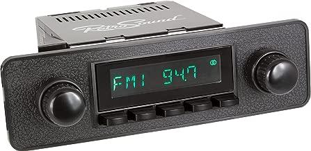 Long Beach Radio LB-402-36-96-B Radio for Classic European Vehicles
