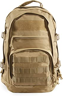 Highland Tactical Basecamp Heavy Duty Tactical Backpack Backpack