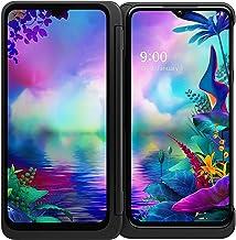 "LG G8X ThinQ Dual Screen Unlocked CDMA GSM Cell Phone - 6.4"" FHD+ OLED Display 2340 x 1080, Snapdragon 855 Octa-core, 6GB ..."