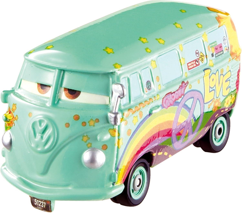 Amazon.com: Disney Pixar Cars 3 Fillmore Die-Cast Vehicle : Toys ...