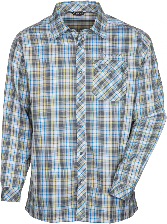 VAUDE Hemd Mens Neshan Long Sleeve Shirt II - Camisa/Camiseta para Hombre