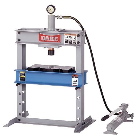 Dake B-10 Manual Utility Hydraulic Bench Press