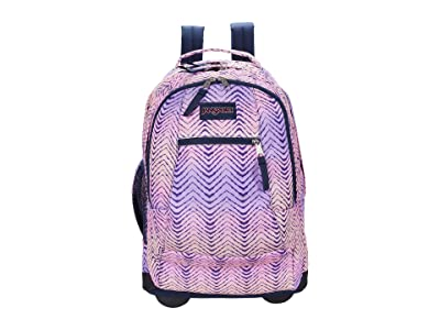 JanSport Driver 8 (Chevron Fade) Backpack Bags