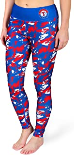FOCO MLB Women's Shatter Repeat Print Leggings
