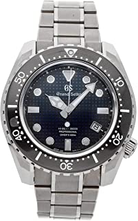 Grand Seiko Grand Seiko Hi-Beat Mechanical (Automatic) Blue Dial Mens Watch SBGH257 (Certified Pre-Owned)