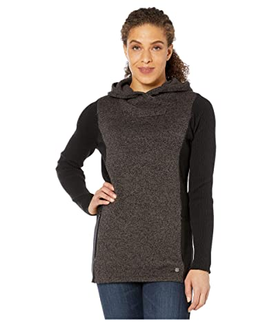 Royal Robbins Table Mountain Hoodie (Charcoal Heather) Women