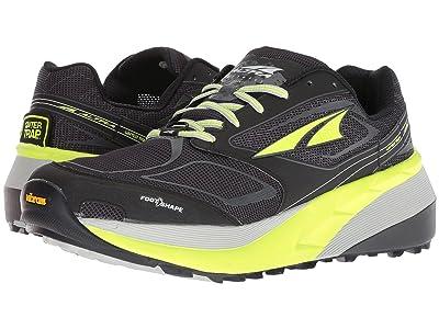 Altra Footwear Olympus 3 (Black/Yellow) Men