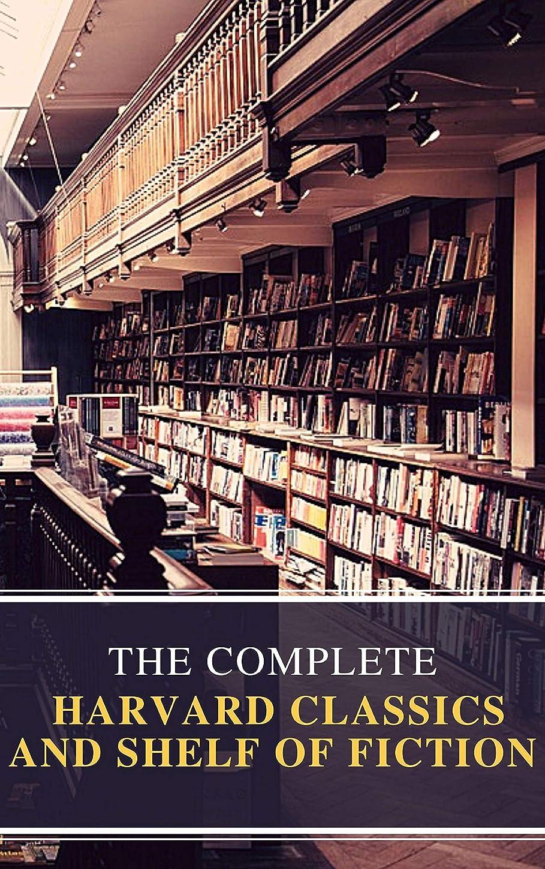 影響力のある毎週ビスケットThe Complete Harvard Classics and Shelf of Fiction (English Edition)